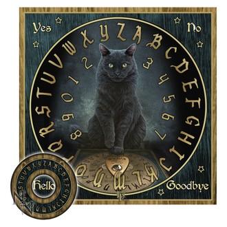 planche divinatoire (décoration) - 'His Master's Voice'
