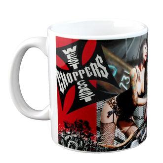 mug West Coast Choppers, West Coast Choppers