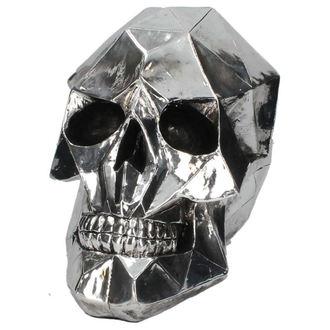 décoration 'Crâne géométrique'