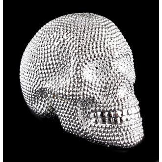 décoration 'Crâne de diamants', NNM