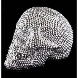 décoration 'Crâne de diamants'