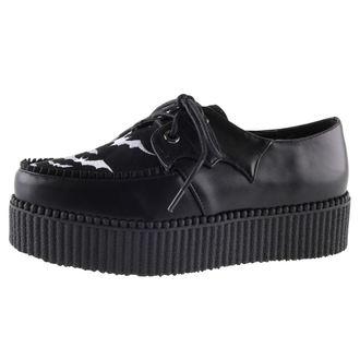 chaussures à semelles compensées pour femmes - SKELETON - BANNED, BANNED
