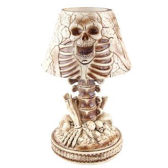 lampe de chevet 'Colonne vertébrale'