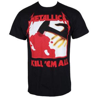 tee-shirt métal pour hommes Metallica - Kill 'Em All -, Metallica