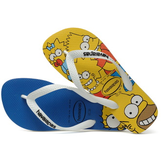 tongs unisexe The Simpsons - SIMPSONS - HAVAIANAS, HAVAIANAS