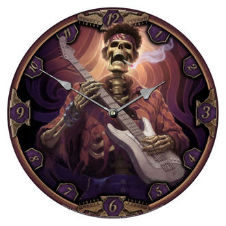 horloge 'La Mort Groovy'