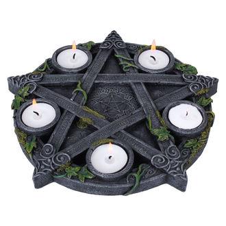chandelier (décoration) 'Plateau pentagramme Wican'