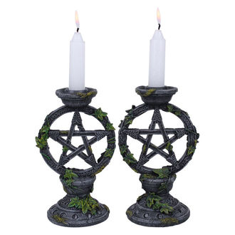 chandelier (ensemble) 'Pentagramme Wiccan'