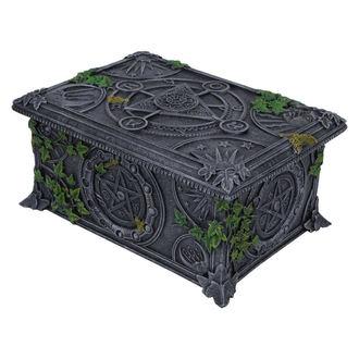 boîte (décoration) 'Pentagramme Wiccan'