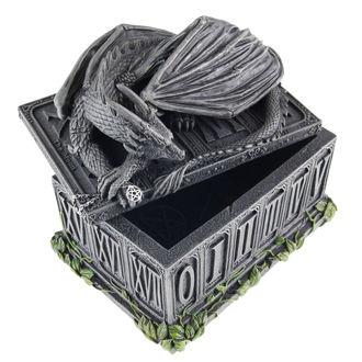 boîte (décoration) 'Le Gardien de la Fortune'