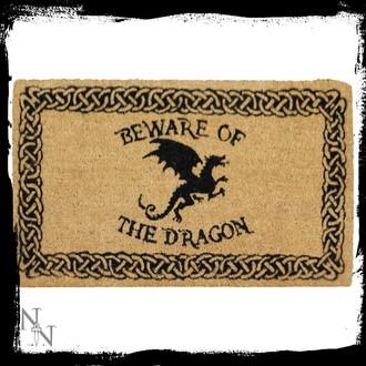 carpette 'Méfiez-vous du Dragon', NNM