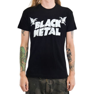 tee-shirt gothic et punk pour hommes - BLACK METAL - TOO FAST, TOO FAST
