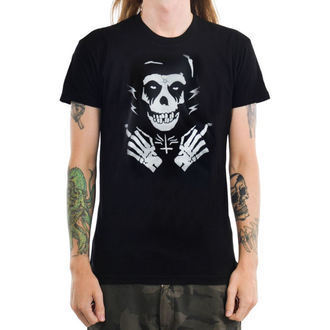 tee-shirt gothic et punk pour hommes - METAL GHOST - TOO FAST, TOO FAST