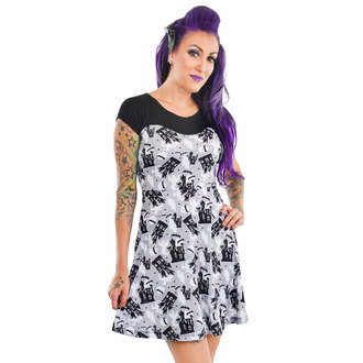 robe femmes TOO FAST - HAUNTED HOUSE, TOO FAST