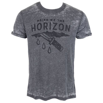 tee-shirt métal pour hommes Bring Me The Horizon - Wound - ROCK OFF, ROCK OFF, Bring Me The Horizon