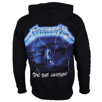 sweat-shirt avec capuche pour hommes Metallica - Ride The Lightning - NNM, NNM, Metallica