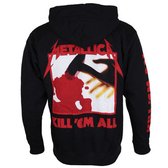 sweat-shirt avec capuche pour hommes Metallica - Kill 'Em All - NNM, NNM, Metallica