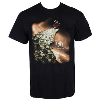 tee-shirt métal pour hommes Korn - Follow The Leader -, Korn