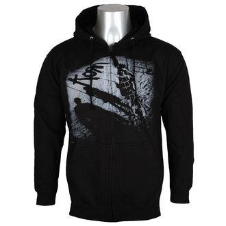 sweat-shirt avec capuche pour hommes Korn - Black - NNM, NNM, Korn