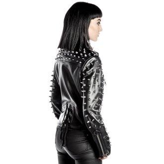 veste en cuir pour femmes - Billie - KILLSTAR, KILLSTAR