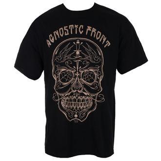 t-shirt hommes AGNOSTIC FRONT - SUGAR SKULL - RAGEWEAR, RAGEWEAR, Agnostic Front