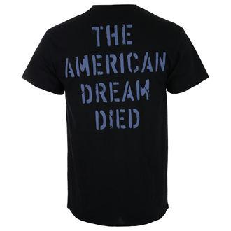 tee-shirt métal pour hommes Agnostic Front - STATUE SKULL - RAGEWEAR, RAGEWEAR, Agnostic Front