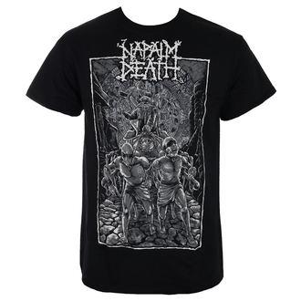 tee-shirt métal pour hommes Napalm Death - Manslyer - RAGEWEAR, RAGEWEAR, Napalm Death