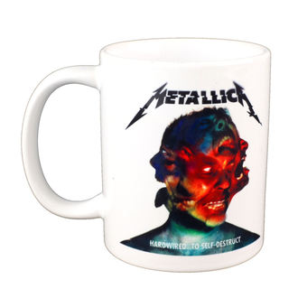 tasse METALLICA - PYRAMID POSTERS, PYRAMID POSTERS, Metallica