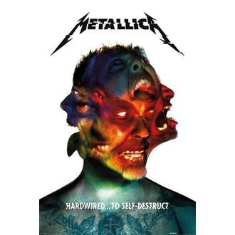 affiche METALLICA - PYRAMID POSTERS, PYRAMID POSTERS, Metallica