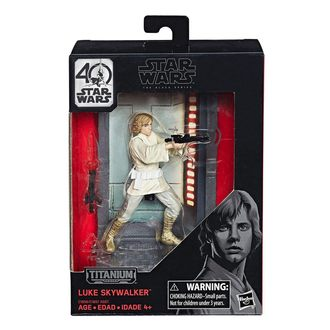 Figurine Star Wars - Luke Skywalker, NNM, Star Wars