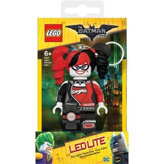 porte-clés Lego Batman - Harley Quinn