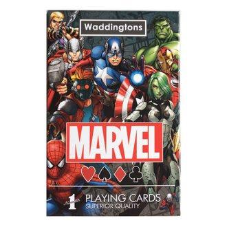Cartes Marvel Comics