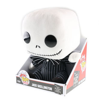 Peluche jouet L'Etrange Noël de M. Jack - Jack, NIGHTMARE BEFORE CHRISTMAS, Nightmare Before Christmas