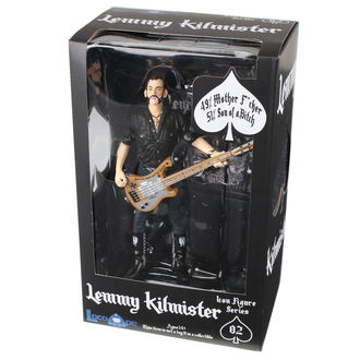 Figurine Motörhead - Lemmy Kilmister - Guitar Cross