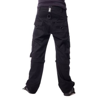 pantalon hommes VIXXSIN - KILLIAN - 2 FAÇON NOIR, VIXXSIN