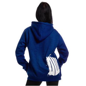 sweat-shirt avec capuche pour femmes Doctor Who - TARDIS GRAFFITI -
