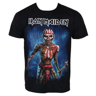 tee-shirt métal pour hommes Iron Maiden - Black - ROCK OFF, ROCK OFF, Iron Maiden