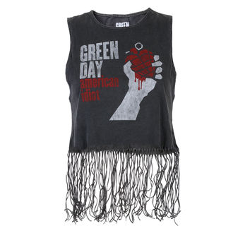 débardeur femmes Green Day - American Idiot - ROCK OFF, ROCK OFF, Green Day