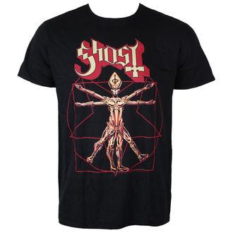 tee-shirt métal pour hommes Ghost - Popestar Tour 2017 - ROCK OFF, ROCK OFF, Ghost