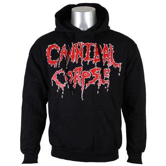 sweat-shirt avec capuche pour hommes Cannibal Corpse - Logo - NUCLEAR BLAST, NUCLEAR BLAST, Cannibal Corpse