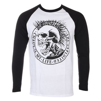 tee-shirt métal pour hommes Exploited - Chaos Is My Life - NUCLEAR BLAST, NUCLEAR BLAST, Exploited