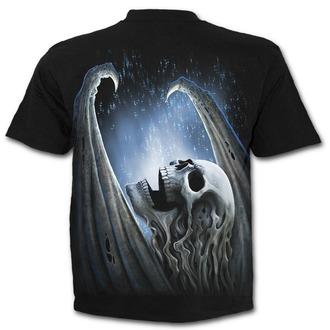t-shirt pour hommes - WINGED SKELTON - SPIRAL, SPIRAL