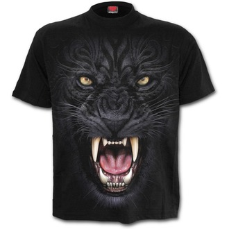t-shirt pour hommes - TRIBAL PANTHER - SPIRAL, SPIRAL