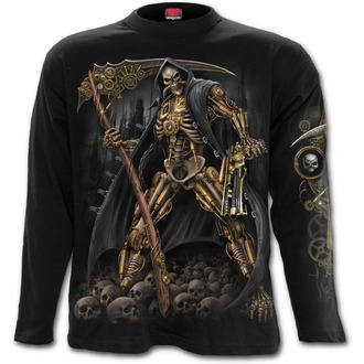 t-shirt pour hommes - STEAMPUNK SKELETON - SPIRAL, SPIRAL