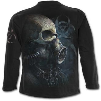 t-shirt pour hommes - BIO-SKULL - SPIRAL - M024M301