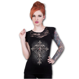 t-shirt pour femmes - CUSTODIAN - SPIRAL