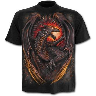 t-shirt pour hommes - DRAGON FURNACE - SPIRAL, SPIRAL