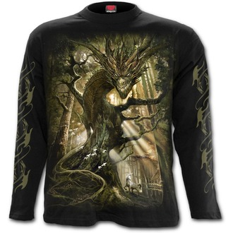 t-shirt pour hommes - DRAGON FOREST - SPIRAL, SPIRAL