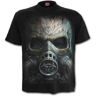 t-shirt pour hommes - BIO-SKULL - SPIRAL, SPIRAL