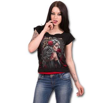 t-shirt pour femmes - DEAD TATTOO - SPIRAL, SPIRAL